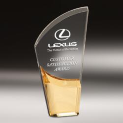 Lexus Acrylic Trophy