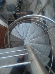 Full Spiral Handrail