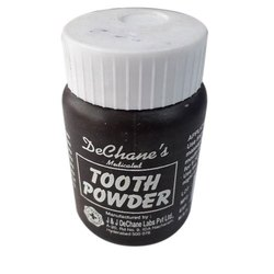 DeChane's Medicated Tooth Powder, Packaging Size: 70 G