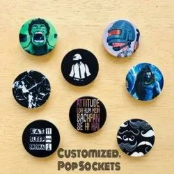 Pop Sockets, Customize Pop Socket, Pop Grips, Phone Grips, Printed Pop Sockets