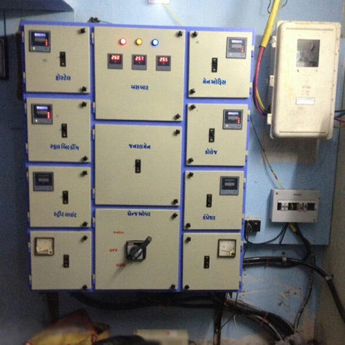 Domestic Meter Panel Board, Electric Meter Panel Box - Milap Engg ...