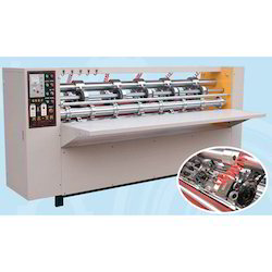 5 Ply Thin Blade Cutting and Creasing Machine