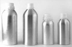 Aluminium Perfume Bottle