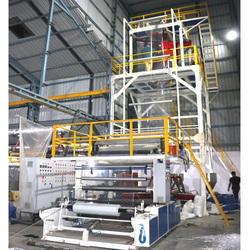 Multilayer Co-Extrusion Blown Film Machine