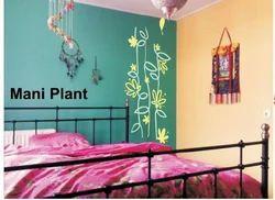 Big Stencils Mani Plant