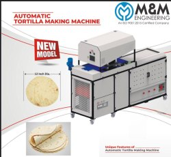 Automatic Tortilla Making Machine