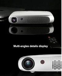 TS-DLP 3D 4k Smart Bluetooth LED Home Projector
