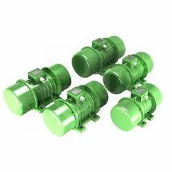 Three Phase 1440-2800 RPM Vibrating Motor, 380 V, Power: 1 HP