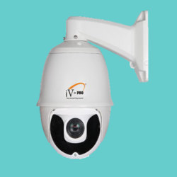 PTZ SPEED DOME CAMERA - IP - POE - 2 MP