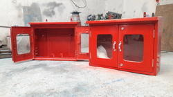 Fire Extinguisher Double Door Box