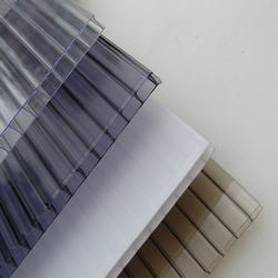 Twin Wall Polycarbonate Sheets