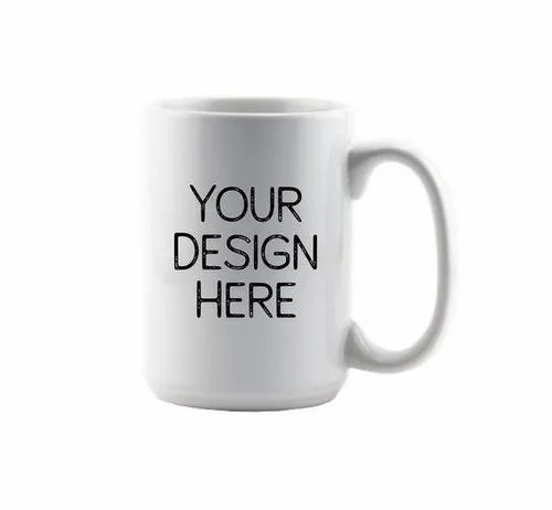 White Custom Mugs
