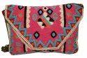 Banjara Indian Vintage Tribal Boho Gypsy Ethnic Clutch Purse Bag Handmade