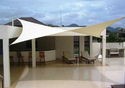 Roof Tensile Structure