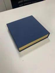 Golden Printed Chocolate Box, Box Capacity: 500gm-1 Kg