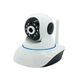 Wireless CCTV IP Camera, CMOS