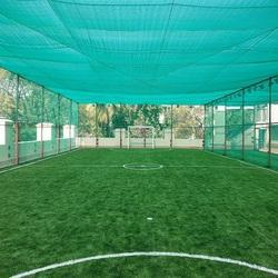 S.m. Green Indoor Football Net
