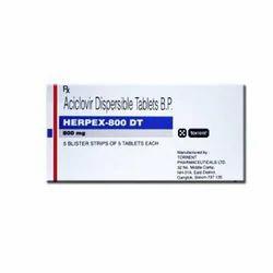 Herpex 800 DT Tablets