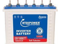 3 years Microtek EB1800TT MTEK POWER INVERTER BATTERY (150Ah)