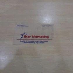Rectangular Business Visiting Card