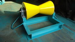 Heavy Duty Pipe Roller