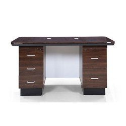 Rectangular Wooden Office Tables