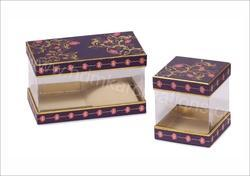 Decorative Modak 1 Pc Boxes