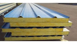 Glasswool Sandwich Panels