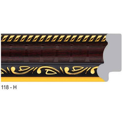 118-H Series Photo Frame Moldings