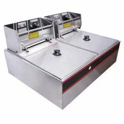 Electric Table Top Double Deep Fat Fryer