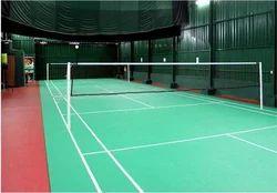 DecoTurf Badminton Flooring Services
