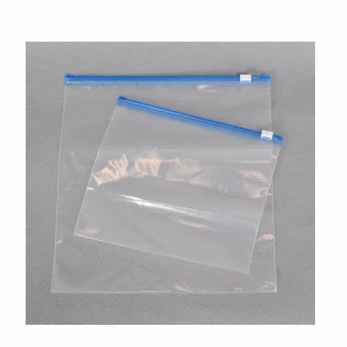Transparent Packaging Zip Lock Bags, Rs 3 /piece Mayank ...
