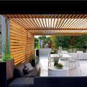 Wooden Garden Pergola
