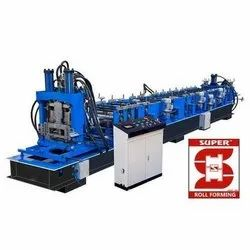 C Z Purlin Forming Machine