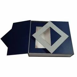 Blue Luxury Packaging Box