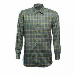 Full Sleeve Check Shirt