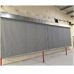 Static Smoke Curtains