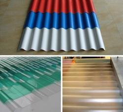 PVC Corrugated Board Production Line