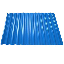 SS 550 Mpa Galvanized Steel Roofing Sheet