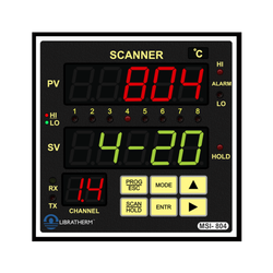 8 Channel Temperature/Process Scanner
