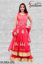 Long Suit Lehenga