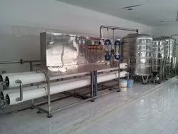 Alkaline Water Treatment Plant