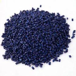 SRK Plastic Blue PP masterbatch, Granules