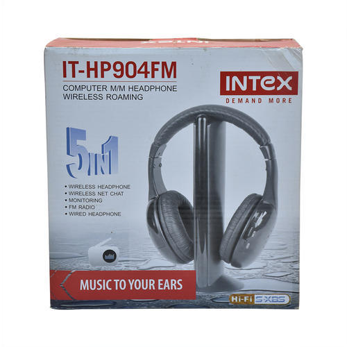 cae1081fcd0 Intex Headphone, इंटेक्स हेडफोन, इंटेक्स ...