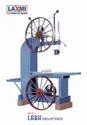 Laxmi Wood Cutting Band Saw Machine, Model Name/number: Lv-42, 15 Hp