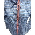 Men Cotton Full Sleeves Check Shirts