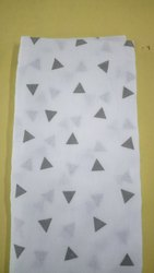 Organic Printed Muslin Fabric