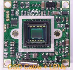 Ytot CCTV Camera PCB