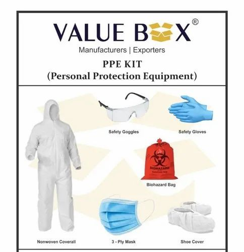 Personal Protection Equipment(PPE) Kit