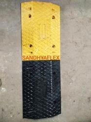 Sandhyaflex Rubber Speed Breaker 500x400x75mm